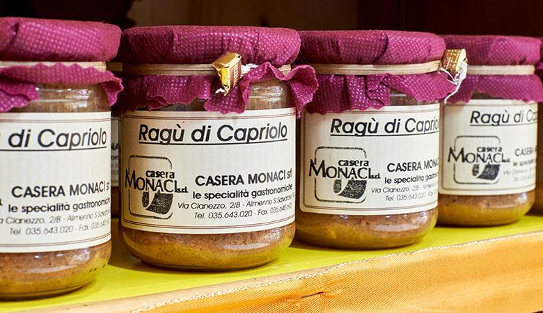Casera Monaci specialità regionali